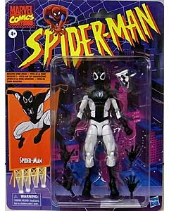 HASBRO MARVEL LEGENDS TARGET限定 RETRO 6-INCH COLLECTION SPIDER-MAN SPIDER-MAN [NEGATIVE ZONE SUIT]