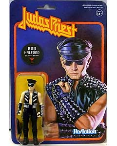 SUPER 7 REACTION FIGURES 3.75インチアクションフィギュア JUDAS PRIEST ROB HALFORD