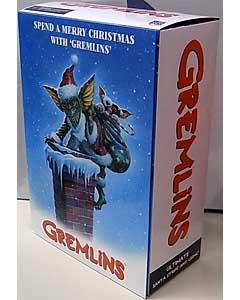 NECA GREMLINS TARGET限定 7インチスケールアクションフィギュア ULTIMATE SANTA STRIPE AND GIZMO
