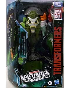 HASBRO TRANSFORMERS EARTHRISE VOYAGER CLASS QUINTESSON JUDGE