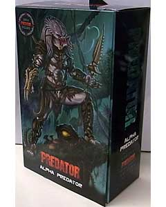 NECA PREDATOR 7インチアクションフィギュア ULTIMATE ALPHA PREDATOR [100TH FIGURE SPECIAL EDITION]