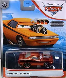 MATTEL CARS 2020 シングル SNOT ROD [SCAVENGER HUNT]
