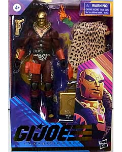 HASBRO G.I.JOE 6インチアクションフィギュア CLASSIFIED SERIES PROFIT DIRECTOR DESTRO