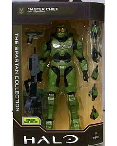 JAZWARES HALO 6.5インチアクションフィギュア THE SPARTAN COLLECTION SERIES 1 MASTER CHIEF パッケージ傷み特価