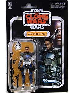 HASBRO STAR WARS 3.75インチアクションフィギュア THE VINTAGE COLLECTION 2020 ARC TROOPER FIVES [THE CLONE WARS] VC172
