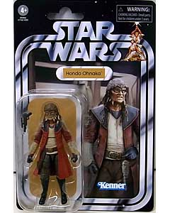 HASBRO STAR WARS 3.75インチアクションフィギュア THE VINTAGE COLLECTION 2020 HONDO OHNAKA VC173