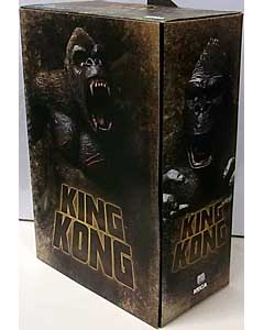 NECA KING KONG 7インチスケールアクションフィギュア KING KONG