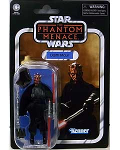 HASBRO STAR WARS 3.75インチアクションフィギュア THE VINTAGE COLLECTION 2020 DARTH MAUL [THE PHANTOM MENACE] VC86