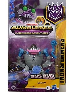 HASBRO アニメ版 TRANSFORMERS BUMBLEBEE CYBERVERSE ADVENTURE WARRIOR CLASS GNAW