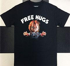 CHUCKY / チャッキー / CHILD'S PLAY / チャイルド・プレイ (FREE HUGS)