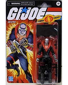 HASBRO G.I.JOE WALMART限定 3.75インチアクションフィギュア RETRO COLLECTION DESTRO