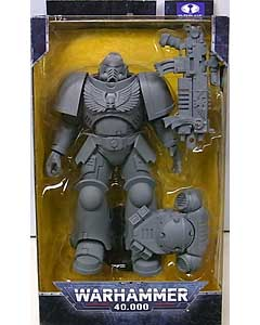 McFARLANE TOYS WARHAMMER 40,000 7インチアクションフィギュア SPACE MARINE PRIMARIS INTERCESSOR ARTIST PROOF