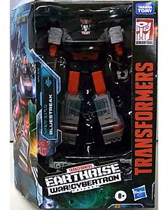 HASBRO TRANSFORMERS EARTHRISE WALGREEN限定 DELUXE CLASS BLUESTREAK