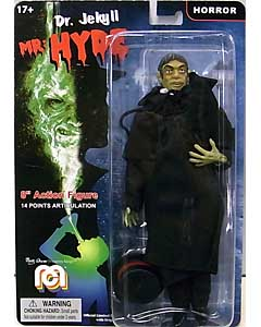MEGO 8INCH ACTION FIGURE DR.JEKYLL AND MR.HYDE MR.HYDE