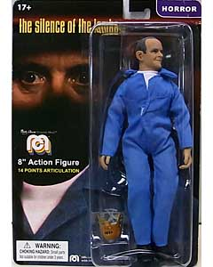 MEGO 8INCH ACTION FIGURE THE SILENCE OF THE LAMBS HANNIBAL LECTOR 台紙傷み特価