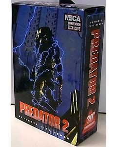 2020年 サンディエゴ・コミコン限定 NECA PREDATOR 2 7インチアクションフィギュア ULTIMATE CITY DEMON