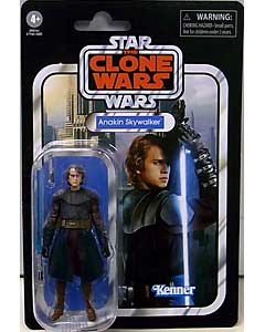 HASBRO STAR WARS 3.75インチアクションフィギュア THE VINTAGE COLLECTION 2020 ANAKIN SKYWALKER [THE CLONE WARS] VC92 台紙傷み特価