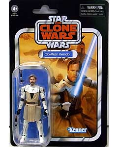 HASBRO STAR WARS 3.75インチアクションフィギュア THE VINTAGE COLLECTION 2020 OBI-WAN KENOBI [THE CLONE WARS] VC103 台紙傷み特価
