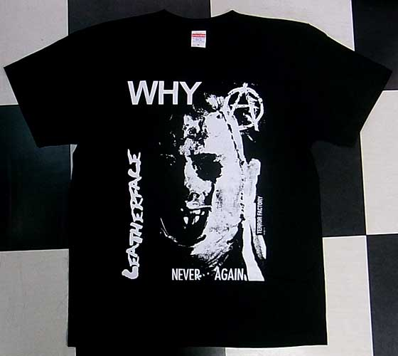 LEATHERFACE Tシャツ