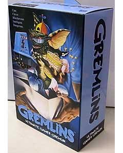 NECA GREMLINS TARGET限定 7インチスケールアクションフィギュア ULTIMATE GAMER GREMLIN
