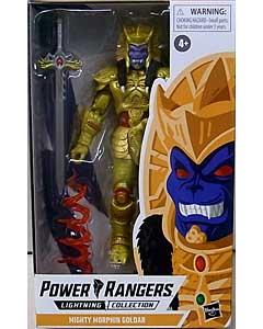 HASBRO POWER RANGERS LIGHTNING COLLECTION 6インチアクションフィギュア MIGHTY MORPHIN GOLDAR