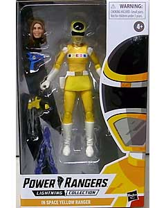HASBRO POWER RANGERS LIGHTNING COLLECTION 6インチアクションフィギュア IN SPACE YELLOW RANGER
