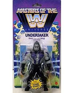 MATTEL MASTERS OF THE WWE UNIVERSE 5.5インチアクションフィギュア UNDERTAKER