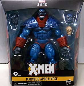 HASBRO MARVEL LEGENDS 2020 DELUXE X-MEN MARVEL'S APOCALYPSE