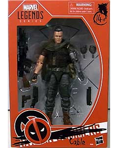 HASBRO MARVEL LEGENDS 2020 WALMART限定 X-MEN CABLE
