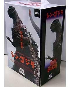 NECA GODZILLA 6インチサイズアクションフィギュア SHIN GODZILLA ATOMIC BLAST [MOVIE POSTER BOX Ver.] パッケージ傷み特価