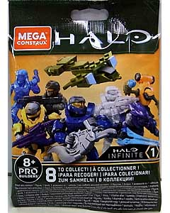 MEGA CONSTRUX HALO INFINITE BLIND PACK SERIES 1 1PACK