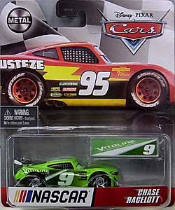 MATTEL CARS 2021 NASCAR SERIES シングル CHASE RACELOTT