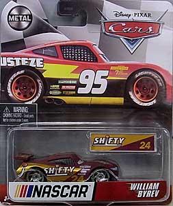 MATTEL CARS 2021 NASCAR SERIES シングル WILLIAM BYREV