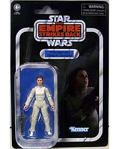 HASBRO STAR WARS 3.75インチアクションフィギュア THE VINTAGE COLLECTION 2021 PRINCESS LEIA (BESPIN ESCAPE) [THE EMPIRE STRIKES BACK] VC187