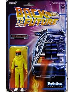 SUPER 7 REACTION FIGURES 3.75インチアクションフィギュア BACK TO THE FUTURE WAVE 2 RADIATION MARTY
