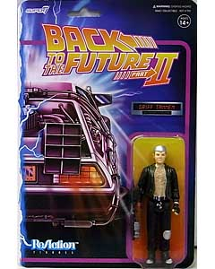 SUPER 7 REACTION FIGURES 3.75インチアクションフィギュア BACK TO THE FUTURE PART II WAVE 1 GRIFF TANNEN