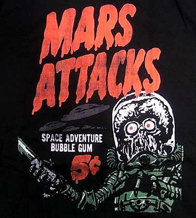マーズ・アタック / MARS ATTACKS SPACE ADVENTURE