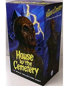 TRICK OR TREAT STUDIOS 1/4スケールバストスタチュー THE HOUSE BY THE CEMETERY DR. FREUDSTEIN