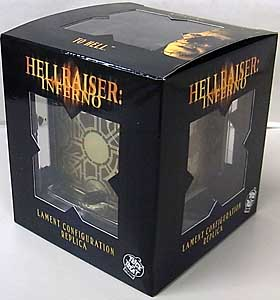 TRICK OR TREAT STUDIOS プロップレプリカ HELLRAISER INFERNO LAMENT BOX パッケージ破れ特価