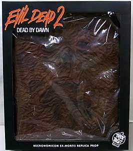 TRICK OR TREAT STUDIOS プロップレプリカ EVIL DEAD 2 BOOK OF THE DEAD NECRONOMICON VER.2