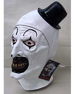 TRICK OR TREAT STUDIOS ラバーマスク TERRIFIER ART THE CLOWN