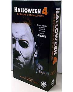 TRICK OR TREAT STUDIOS 12インチアクションフィギュア HALLOWEEN 4: THE RETURN OF MICHAEL MYERS MICHAEL MYERS