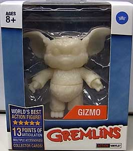 THE LOYAL SUBJECTS ACTION VINYLS GREMLINS GIZMO [CHASE COLOR]