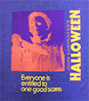 HALLOWEEN / ハロウィン / JOHN CARPENTER'S / マイケル・マイヤーズ / 紫色