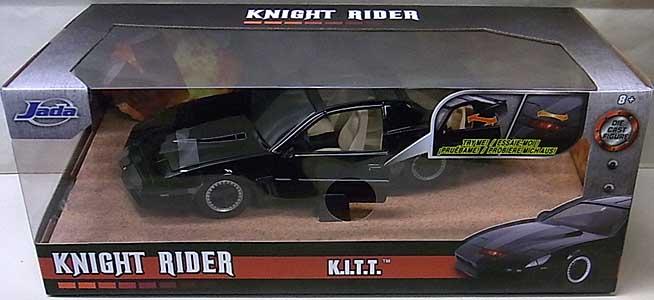 JADA TOYS METALS DIE CAST 1/24スケール KNIGHT RIDER K.I.T.T.