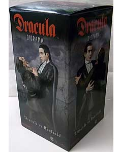 SIDESHOW DIORAMA STATUE DRACULA VS RENFIELD
