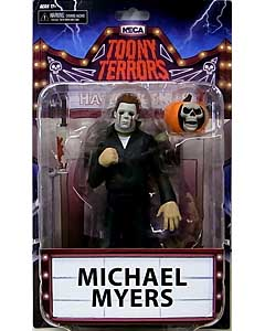 NECA TOONY TERRORS シリーズ5 HALLOWEEN II MICHAEL MYERS [BLOOD TEARS]