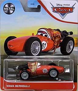 MATTEL CARS 2021 シングル MAMA BERNOULLI