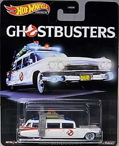 MATTEL HOT WHEELS 1/64スケール 2020 REPLICA ENTERTAINMENT GHOSTBUSTERS ECTO-1
