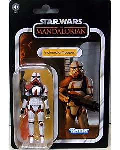 HASBRO STAR WARS WALMART限定 3.75インチアクションフィギュア THE VINTAGE COLLECTION 2021 INCINERATOR TROOPER [THE MANDALORIAN] VC177